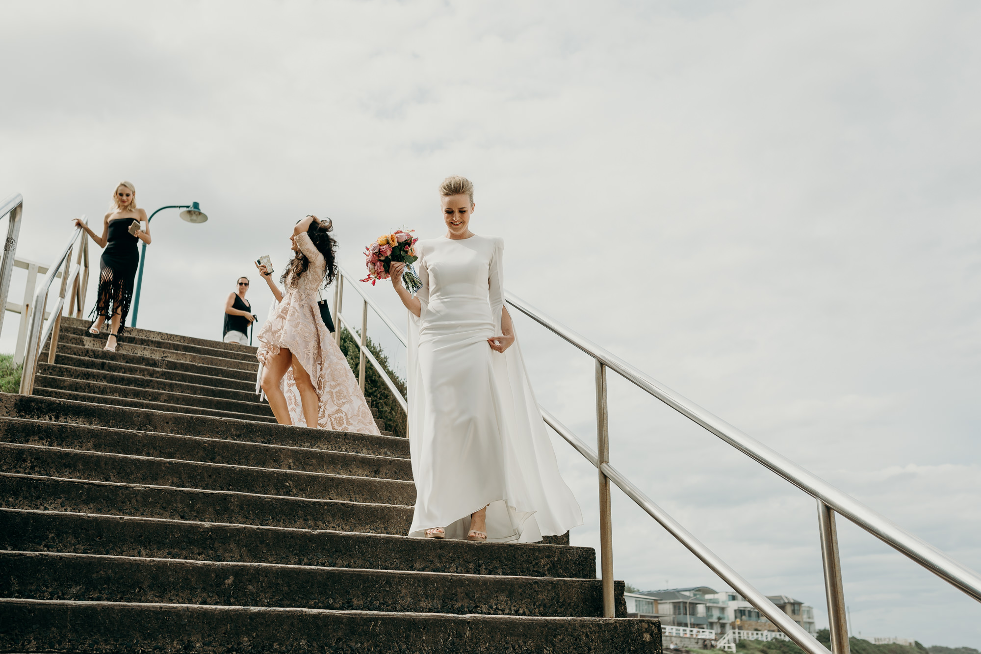 Bronte Beach Wedding